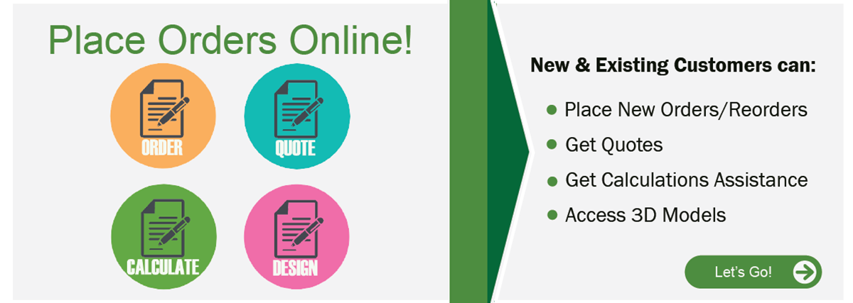 place orders online banner