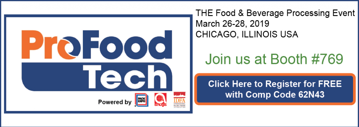 ProFood Tech Invite Banner