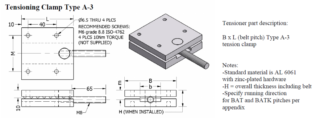 tensioning-clamp-type-a3-drawing