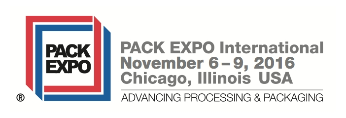 pack expo chicago logo