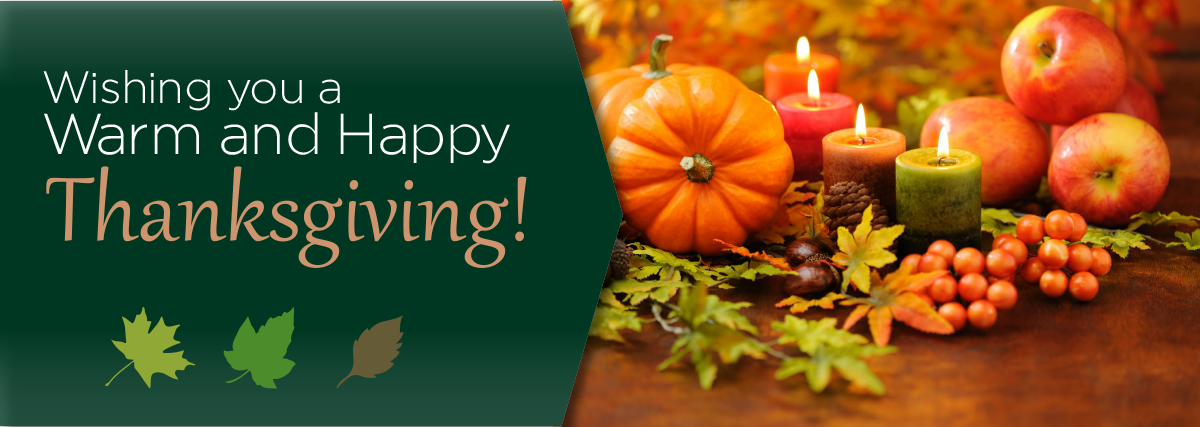 happy thanksgiving homepage banner