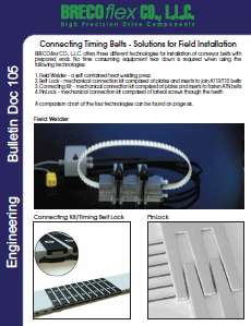 Connecting Kit bulletin front page