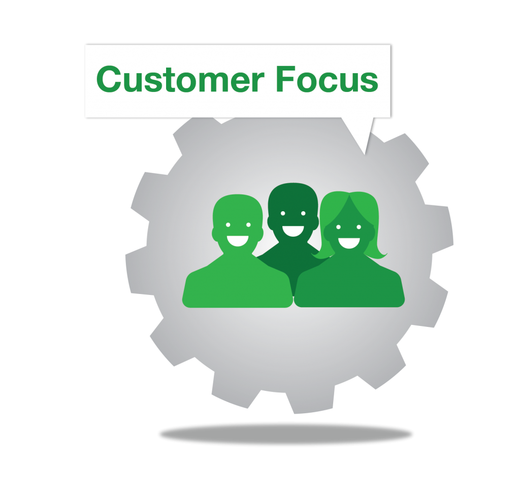 Core Value - Customer Focus