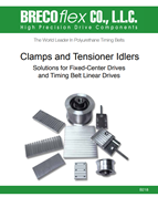 clamps tensioning clamps idlers catalog cover