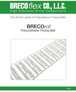 front cover of brecoroll catalog