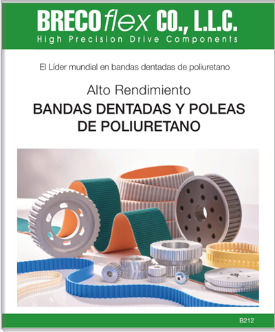 spanish cover of the B212 catalog