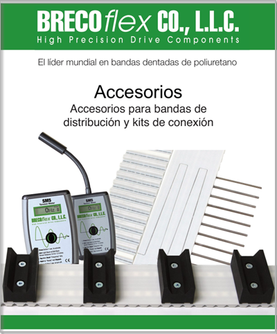 spanish cover of accessories catalog