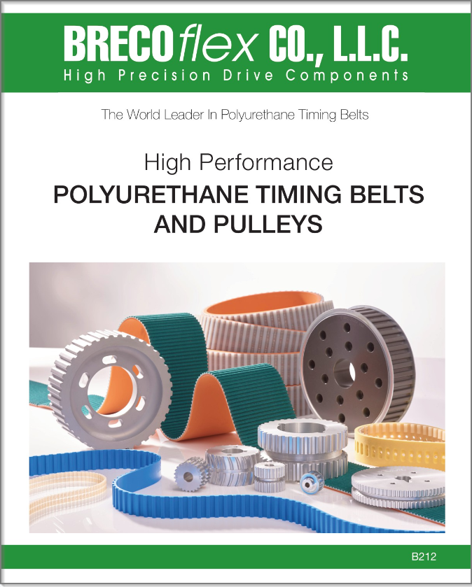 cover image of timing belt catalog